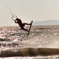 kite surf baie de somme